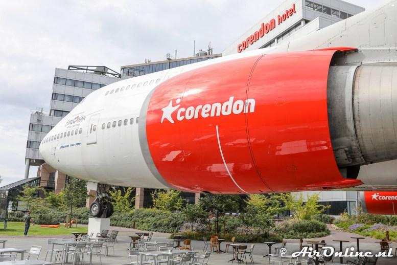 (PH-BFB) Boeing 747-406 - Corendon