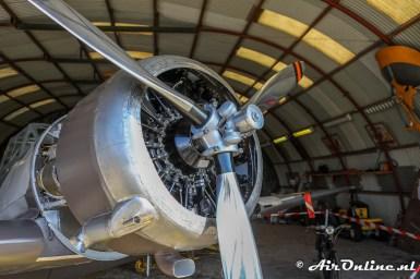 PH-XXI Fokker D.21 replica