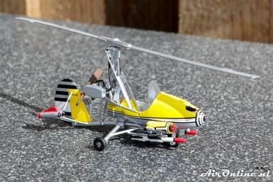 G-ARZB Wallis WA.116 Srs 1 Autogyro