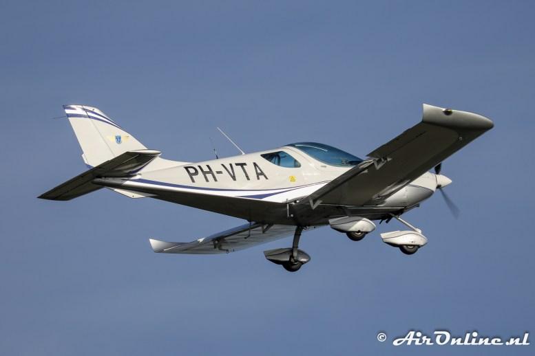 PH-VTA Czech Sport Aircraft PS-28 Cruiser