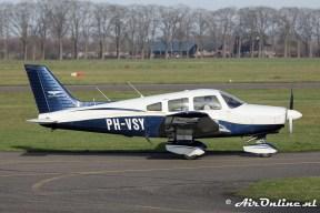 PH-VSY Piper PA-28-161 Warrior III