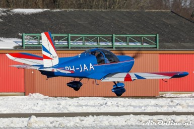 PH-JAA Zlin Z-242L
