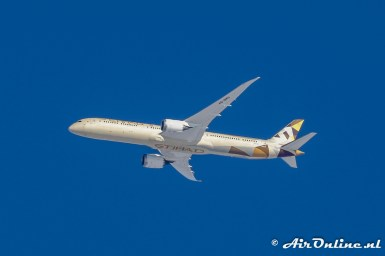 A6-BMG Boeing 787-10 Dreamliner - Etihad Airways