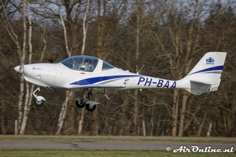 PH-BAA Aquila A210