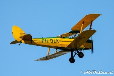 PH-DLK De Havilland DH.82A Tiger Moth