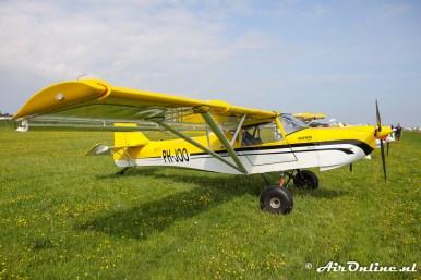 PH-JOO Kitplanes for Africa Safari VLA