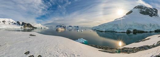 Μπιενάλε της Ανταρκτικής • AirPano.com • 360 ° εναέρια πανοράματα • 360 ° εικονικές περιηγήσεις σε όλο τον κόσμο