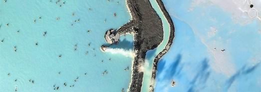 "Thermal Resort ""Blue Lagoon"", Ισλανδία - AirPano.com • 360 μοιρών Εναέρια Πανόραμα • 3D Virtual Tours σε όλο τον κόσμο"