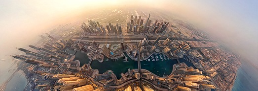 Virtual Tour of Dubai City, UAE - AirPano.com • 360 Degree Aerial Panorama • 3D Virtual Tours Around the World