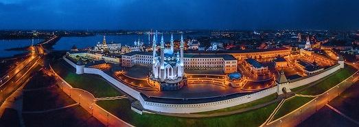 Kazan, Summer Universiade 2013, Russia - AirPano.com • 360 Degree Aerial Panorama • 3D Virtual Tours Around the World