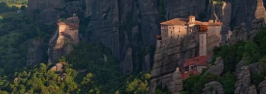 Μετέωρα, Ελλάδα • AirPano.com • 360 ° εναέρια πανοράματα • 360 ° εικονικές περιηγήσεις σε όλο τον κόσμο