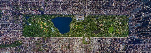 Day view of Manhattan, New York, USA - AirPano.com • 360 Degree Aerial Panorama • 3D Virtual Tours Around the World