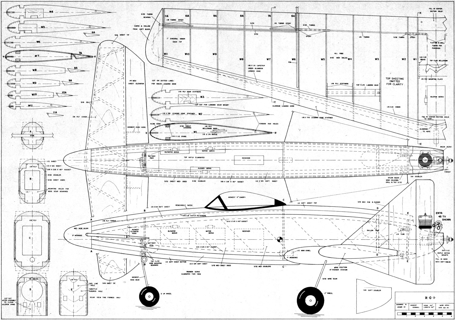 Rc Airplane Wiring Diagrams Wiring Diagram And Schematics