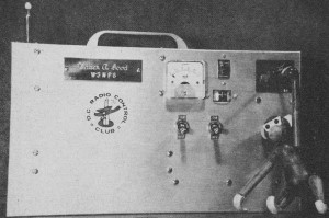 WAG  Handheld Relayless Dual Transmitter (JanuaryFebruary 1963 American Modeler)  Airplanes