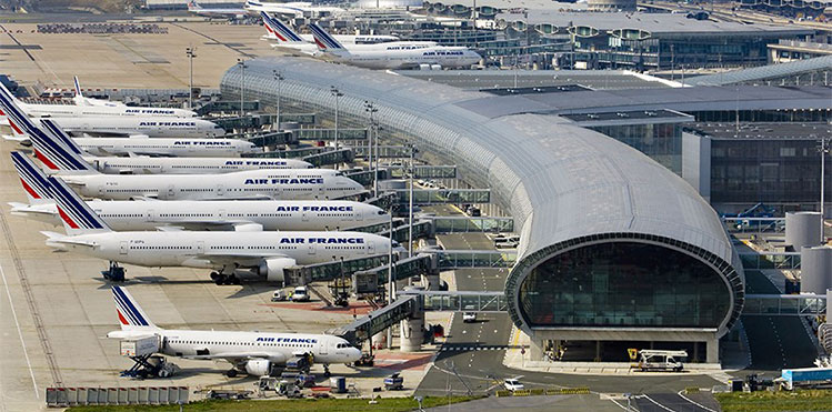 Image result for aeróport de Paris