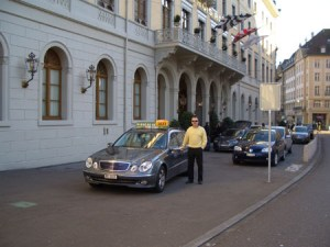 Airport Taxi Service Basel transfers all over Switzerland.