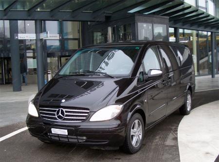Patrick's Limousinen Service - Limoservice Taxi Basel