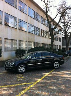 Service Limousine Bâle