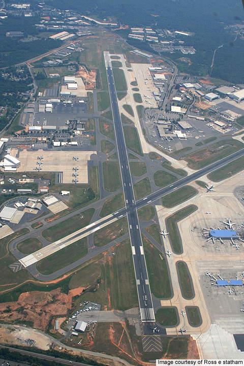 Charlotte Douglas International Airport North Carolina