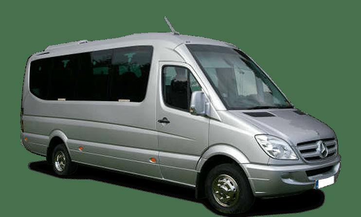 Mercedes Sprinter Minibus 8 Seat