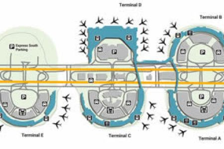 map dfw airport » Path Decorations Pictures   Full Path Decoration