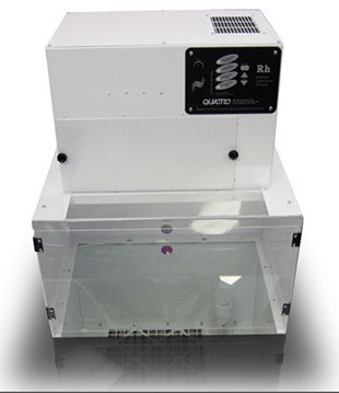 DCS - Desktop Containment System | Air Filtration for Desktop Tabletop