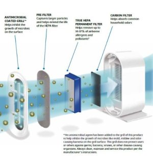 The Mechanisms That Make HEPA Air Filters Efficient
