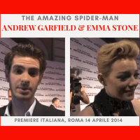 Video-interviste a Emma Stone ed Andrew Garfield per The Amazing Spider-Man