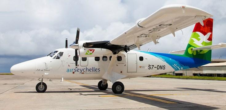 seychelles airline foto