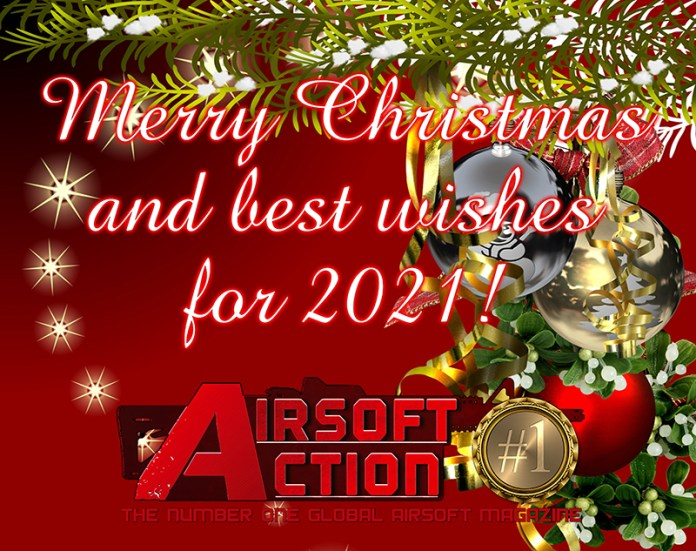 Happy Xmas from Airsoft Action
