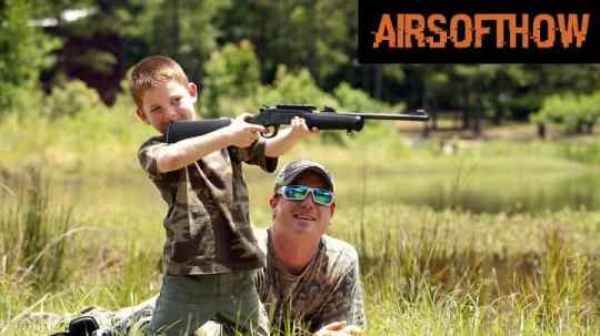 kill animal with airsoft guns