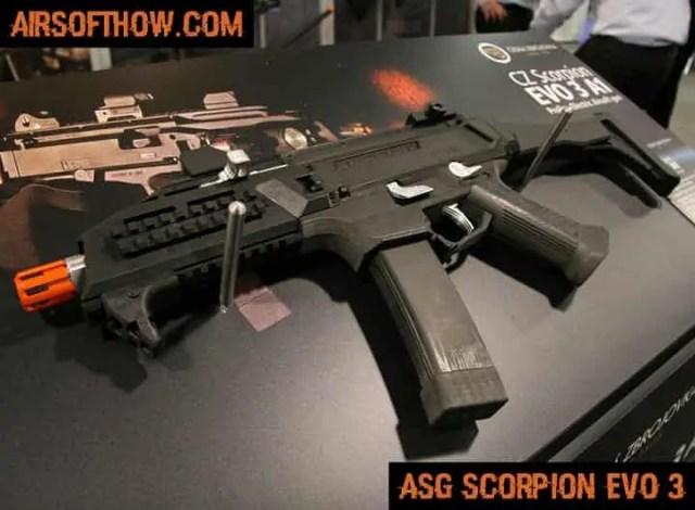 ASG Scorpion EVO 3