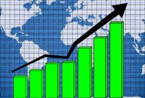global market share graph