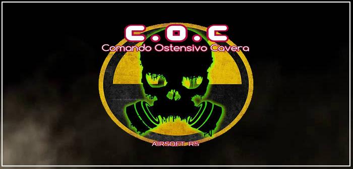 Coc comando ostensivo cavera airsoft team portal de noticias coc comando ostensivo cavera airsoft team stopboris Image collections