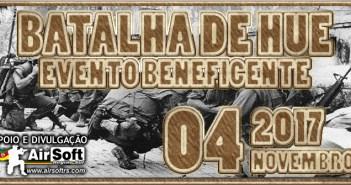 04/11/2017 -A BATALHA DE HUE – ESTEIO/RS