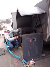 mantenimiento sistema de aire acondicionado adex en lima peru airson ingenieros 5