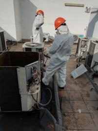 mantenimiento sistema de aire acondicionado pandero en lima peru airson ingenieros 3