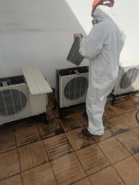 mantenimiento sistema de aire acondicionado pandero en lima peru airson ingenieros 4
