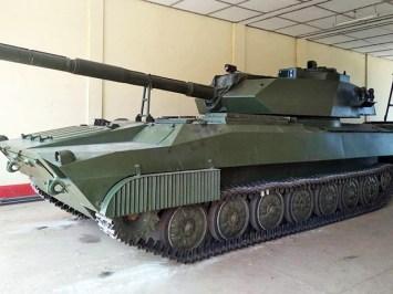 Tank Ringan