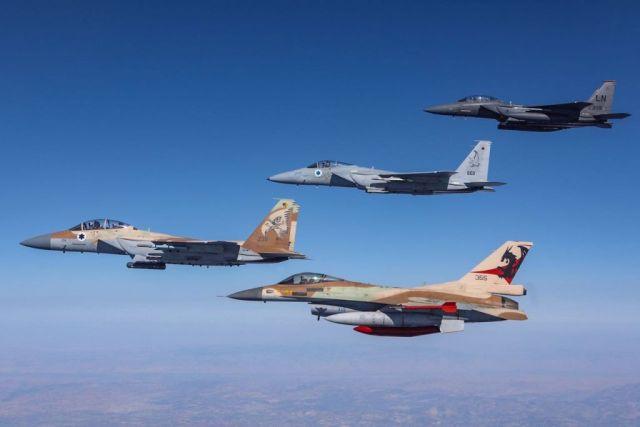 F-15 dan F-16