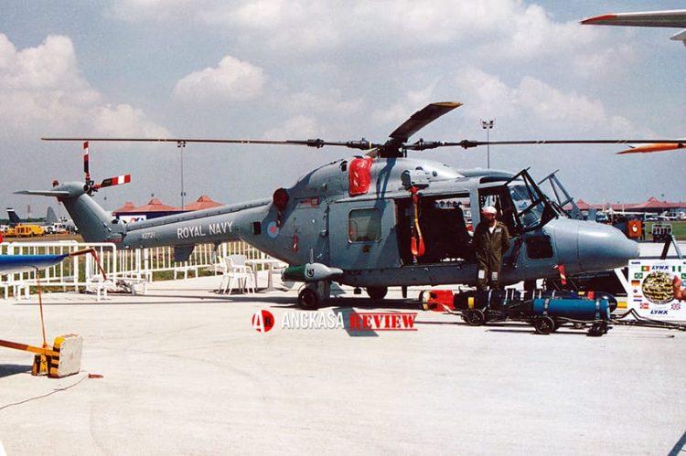 Heli AKS Lynx HAS.3SGM