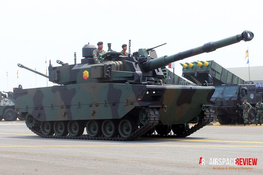 Medium Tank Harimau