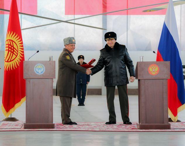 Russia-Kyrgyzstan