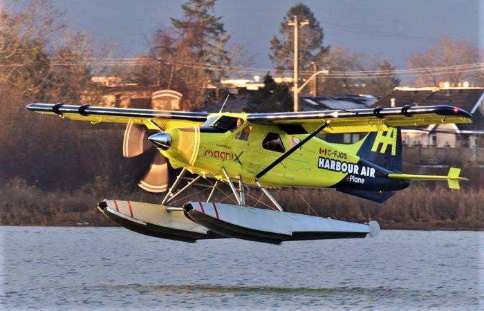 DHC-2 ePlane