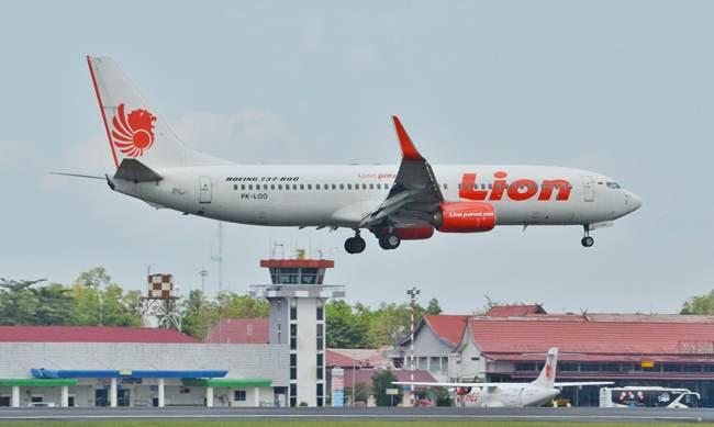 Lion Air at BDJ