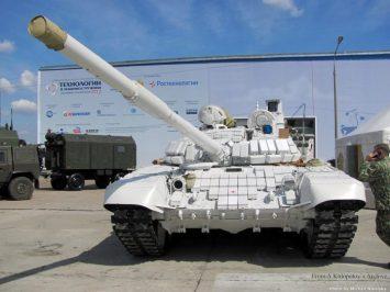Rusia lanjutkan pengiriman tank T-72B1 White Eagle kepada Laos