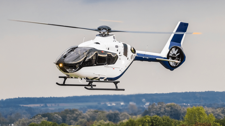 H135 Airbus Helicopters