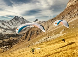 PARAPENTE Advance – Pi2