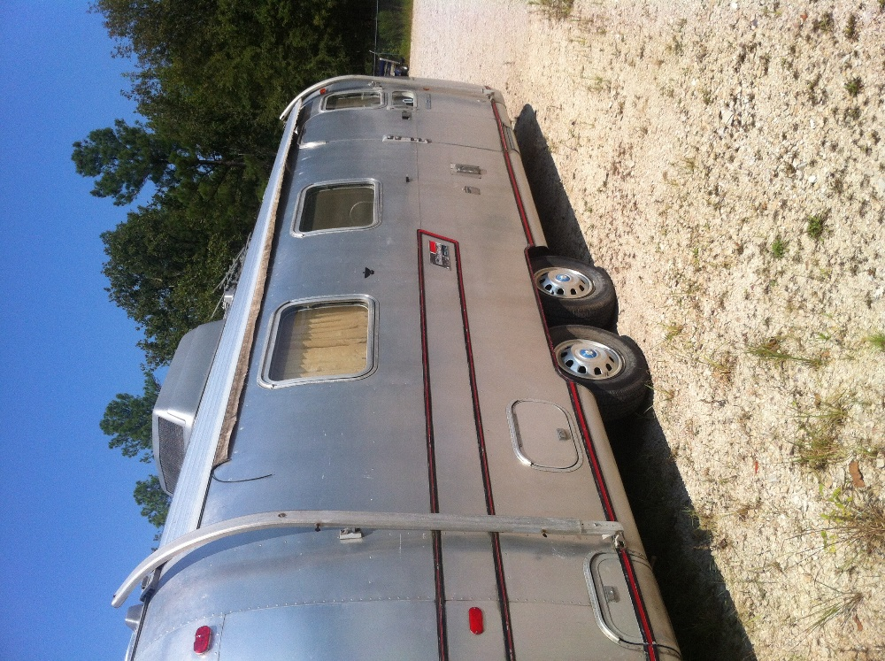 1972 Airstream Ambassador 29 Arkansas