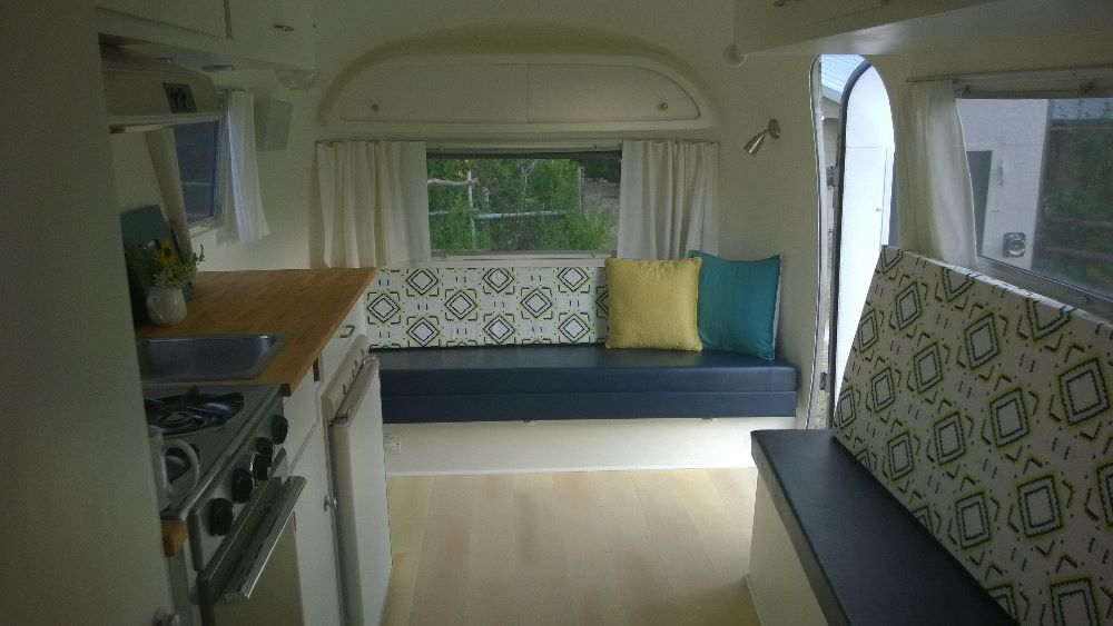 1963 Airstream Globetrotter 19 Texas